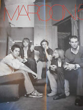 ▓ POSTER PROMO ▓ MAROON 5 : SUNDAY MORNING