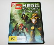 LEGO Hero Factory Savage Planet DVD 2012