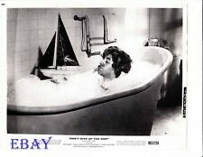 Jerry Lewis in tub R.I. 63 VINTAGE Photo Don't Give Up The Ship