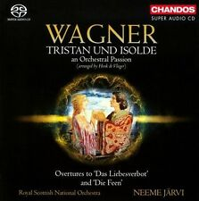 Wagner: Tristan und Isolde, an Orchestral Passion Super Audio CD (CD,...