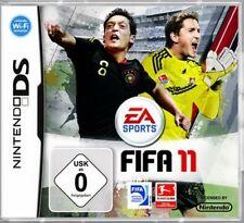 Nintendo DS 3DS FIFA 11 Fussball 2011 Neuwertig
