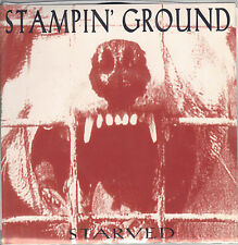 Stampin Ground - Starved - Too Damn Hype Records NEW 7 Inch Vinyl Record