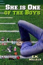 She Is One Of The Boys (Serie Dylan Carter) (Spanish Edition), Molleja, E. M., N