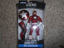 Marvel Legends RED GUARDIAN Figure 6-inch Legends Series Includes Giant-Man BAF