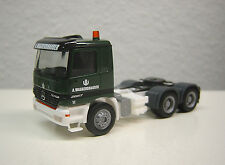 "Herpa - MB Actros `96 2657 Solo-Zugm. ""Waggershauser / Kirchheim/Teck"" - 299107"