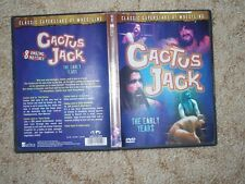 Classic Superstars of Wrestling Cactus Jack The Early Years DVD WWF WWE WCW ECW