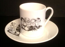 FATHER TED Ireland ESPRESSO CUP AND SAUCER British Television Comedy