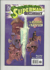 Superman Birthright  #6 NM