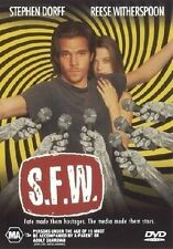 S F W (DVD, 2004) REGION 4 PAL - NM - LN ............LOC7