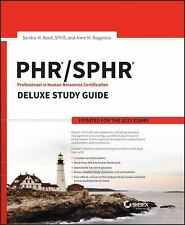 PHR / SPHR Professional in Human Resources Certification Deluxe Study Guide by S