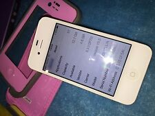 Apple iPhone 4s - 16GB - White (CONTRACT ENDED Verizon) Smartphone  #  MD277LL/A