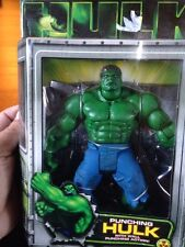 Hulk The Motion Picture:Punching Hulk 7 Inch Action Figure by Toy Biz