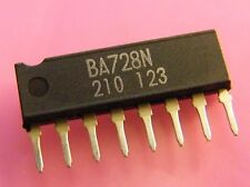 BA728N Dual Operational Amplifier, Rohm