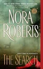 BUY 2 GET 1 FREE The Search by Nora Roberts (2011, Paperback)