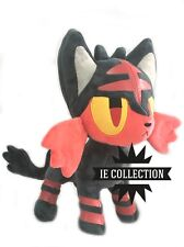 POKEMON SOLE E LUNA LITTEN 30 CM PELUCHE pupazzo Flamiaou Flamiau plush doll cat
