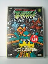 TURTLES - teenage mutant ninja - Vol.3 [dvd, 75']