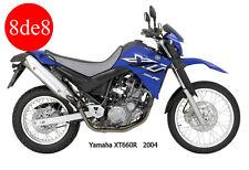 Yamaha XT 660 (2004) - Manual taller en CD