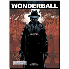 Wonderball 02 Phantom DETEKTIV THRILLER COMIC Colin Wilson HARD BOILED KRIMI