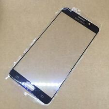 New Blue Replacement Front Screen Outer Glass Lens for Samsung Galaxy Note 5 V