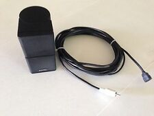 BOSE DOUBLE CUBE JEWEL SPEAKER BLACK WITH ORIGINAL CABLE IN MINT CONDITION NICE