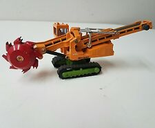 Shinsei 1/100 Mini Power Hitachi BH-500 Bucket Wheel Excavator Diecast