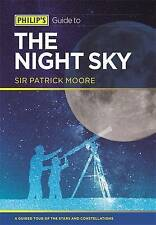 Philip's Guide to the Night Sky BRAND NEW BOOK A Guided Tour.. PATRICK MOORE