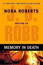 In Death: Memory in Death by J. D. Robb (2006, Hardcover)
