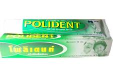 Polident Denture Adhesive Cream Glue Complete Comfort Reduce Gum Irritation 60 g