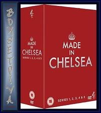 MADE IN CHELSEA - COMPLETE SERIES 1 2 3 4 & 5 *BRAND NEW DVD BOXSET*