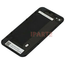 Back Cover Housing Case Battery Door Rear Glass for iPhone 4 GSM AT&T (Black)