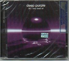 DEEP PURPLE 30 VERY BEST OF SEALED CD NEW GREATEST HITS