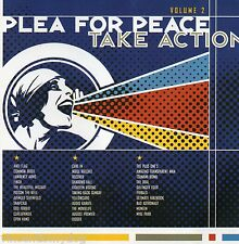 Various Artists - Plea For Peace / Take Action Vol.2 (double CD 2002)