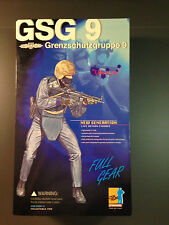"Dragon Models GSG-9 ""Ulrich"" 1:6 Scale Action Figure - New in Mint Box"