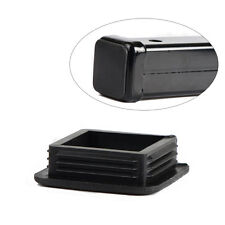 Universal Class III IV 2'' Black Hitch Receiver Rubber Cover Cap Dust Protector