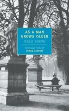New York Review Books Classics: As a Man Grows Older by Italo Svevo (2001,...