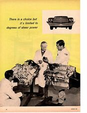 1960 HOW TO SELECT OPTIONS FOR CHRYSLER & DE SOTO ~ ORIGINAL 4-PAGE ARTICLE / AD