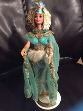 1993 THE GREAT ERAS COLLECTION CLEOPATRA EGYPTIAN QUEEN BARBIE!!