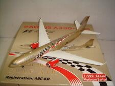 """Phoenix 400 Gulf Air A300-200 """"Bahrain - Formula One Grand Prix color"""" 1:400"""