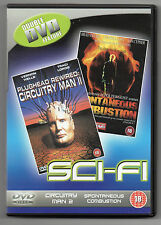 Plughead Rewired: Circuitry Man II / Spontaneous Combustion Double DVD Feature