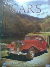 Vintage Cars On Show (DVD, 2004)