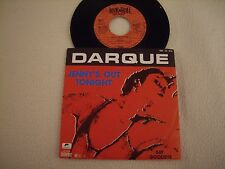 "DARQUE - Jenny's out tonight / Say goodbye - 7"" Rock 'n' Roll Rec. 1984"