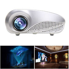 1080P LED HD Projector Support AV TV VGA USB HDMI SD Mini Home Multimedia Cinema