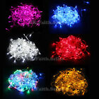 100/200/300 Bulbs UK Christmas Party Wedding Celebrating LED String Fairy Light