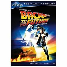 Back to the Future [DVD + Digital Copy] (Universal's 100th Anniversary), New DVD