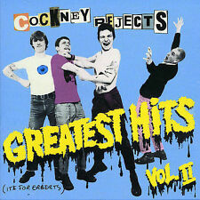 Greatest Hits, Vol. 2 by Cockney Rejects (CD, Captai...