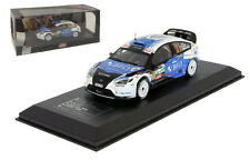 IXO Ford Focus RS WRC 08 Winner Belgium TAC Rally 2013 - Freddy Loix 1/43 Scale