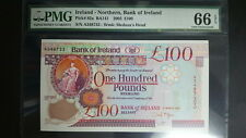 Ireland - Northern P-82a 2005 100 Pounds PMG 66EPQ (Gem UNC)