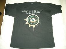 ARCH ENEMY – rare old DEAD EYES… T-Shirt!! Carcass