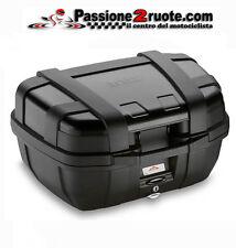 valigia bauletto Givi Trekker 52 52lt trk52b black nero moto suitcase bag