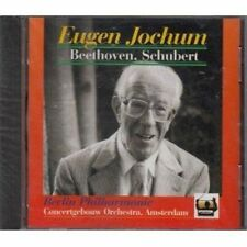 Eugen Jochum conducts Beethoven Schubert Berlin Tahra CD BRAND NEW SEALED RARE